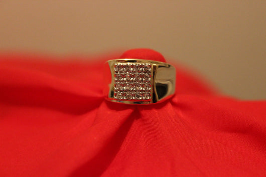 My wish came true--ELVIS PRESLEY style ring