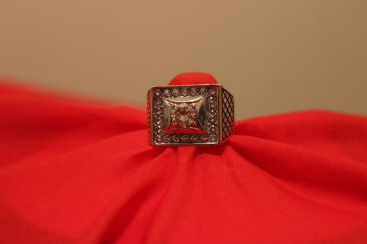 Madison Square Gaeden tribute ring- as worn by ELVIS PRESLEY