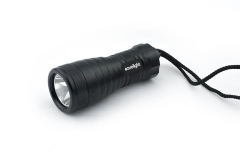 Handheld dive light
