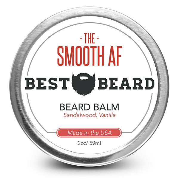 The Smooth AF - Beard Balm