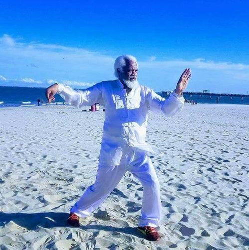 Tai Chi Private Lessons with Frank Hargrove
