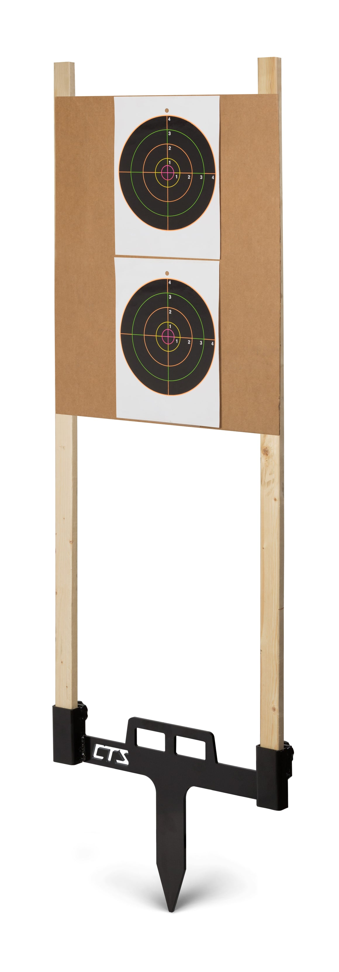 "18"" Cardboard Target Stand"