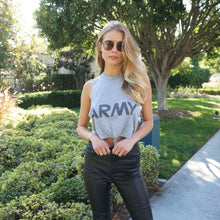 It Takes An Army Side Strap Tee