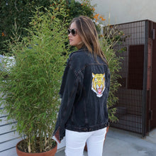 Roar Of The Tiger Denim Jacket