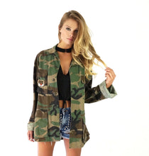 Come And Camouflage With Me Jacket