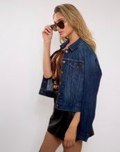 It's My Way Or The Highway Levi's Denim Jacket