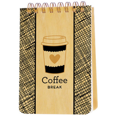 Night Owl Coffee Break Jotter