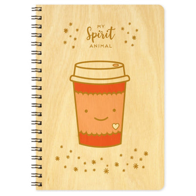Night Owl Coffee Spirit Animal Journal
