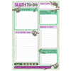 Peter Pauper Sloth To Do List Notepad