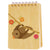 Night Owl Sylvie Sloth Jotter