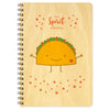 Night Owl Taco Spirit Animal Journal