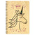 Night Owl Unicorn Spirit Animal Journal
