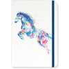 Peter Pauper Watercolor Horse Journal