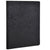 Clairfontaine Age Bag Clothbound Ruled Notebook - Black