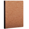Clairfontaine Age Bag Clothbound Ruled Notebook - Tobacco