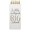 Dayna Lee Collection by Eccolo Big Ideas Notepad