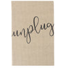 Eccolo Linen Unplug Journal