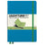LEUCHTTURM1917 RULED A5 HARDCOVER NOTEBOOK - BICOLORE AZURE-LIME