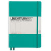 Leuchtturm1917 Dotted A5 Hardcover Notebook - Emerald