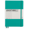 Leuchtturm1917 Ruled A5 Hardcover Notebook - Emerald