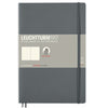Leuchtturm1917 Dotted B5 Softcover Notebook - Anthracite
