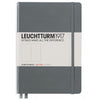 Leuchtturm1917 Dotted A5 Hardcover Notebook - Anthracite