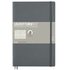 Leuchtturm1917 Ruled B5 Softcover Notebook - Anthracite