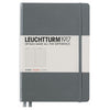 Leuchtturm1917 Ruled A5 Hardcover Notebook - Anthracite