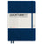 Leuchtturm1917 Ruled A5 Hardcover Notebook - Navy