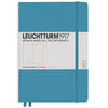 Leuchtturm1917 Dotted A5 Hardcover Notebook - Nordic Blue