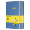 Moleskine Limited Edition Minion Bello! Notebook