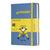 Moleskine Limited Edition Minion Waaa? Pocket Notebook