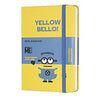Moleskine Limited Edition Minion Yellow Bellow Pocket Notebook