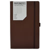 PAPERNOTES Classic Series Notebook - Coffee