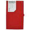 PAPERNOTES Classic Series Notebook - Crimson