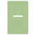Public Supply 5x8 Notebook - Green