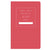 Public Supply 5x8 Notebook - Red