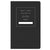 Public Supply 5x8 Notebook - Black