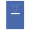 Public Supply 5x8 Notebook - Blue
