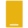 Public Supply 5x8 Notebook - Yellow