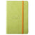 Rhodia Hardcover Notebook Anise