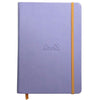 Rhodia Hardcover Notebook Iris
