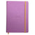 Rhodia Hardcover Notebook Lilac