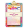 Studio Oh Aquarelle Clipboard & Notepad Set