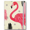Studio Oh Pink Flamingos Deconstructed Journal