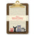 Studio Oh Woodland Creatures Clipboard & Notepad Set