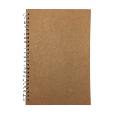 Kraft Cover Notebook