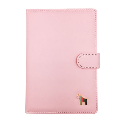 Pink Planner with Button