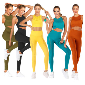 Icon High Waist Seamless Tights