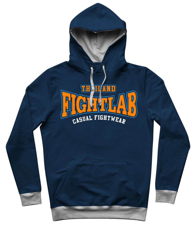 Thailand Tracksuit Hoody Front - Fightlab